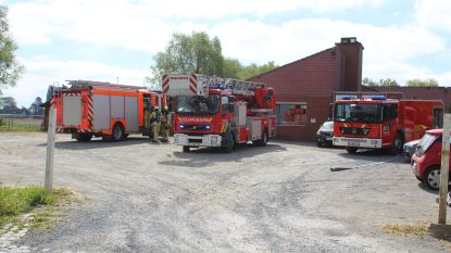 Leefgroep Huize Terloo geëvacueerd  na brandstichting