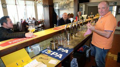 Nieuwe cafébaas Werner start met goesting in De Gilde