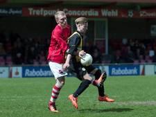 FC Winterswijk en Concordia Wehl staan voor zware opgave