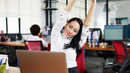 5x oefeningen die je nodig hebt als je een zere rug hebt van al dat bureauwerk
