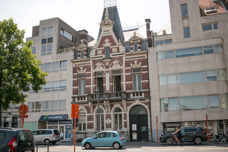 Het Huis Myle op de Grote Markt.
