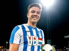 Mart Lieder op dertig goals na hattrick tegen Almere City: 3-2