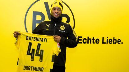 """Batshuayi trekt, met Rode Duivels in achterhoofd, naar Borussia Dortmund: """"Er is een WK in de zomer"""""""