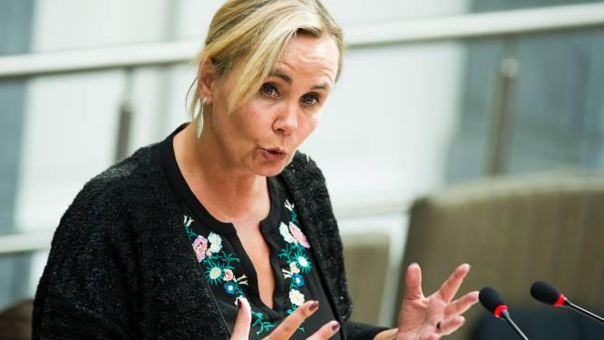 Homans moet maandag tekst en uitleg geven in Vlaams Parlement