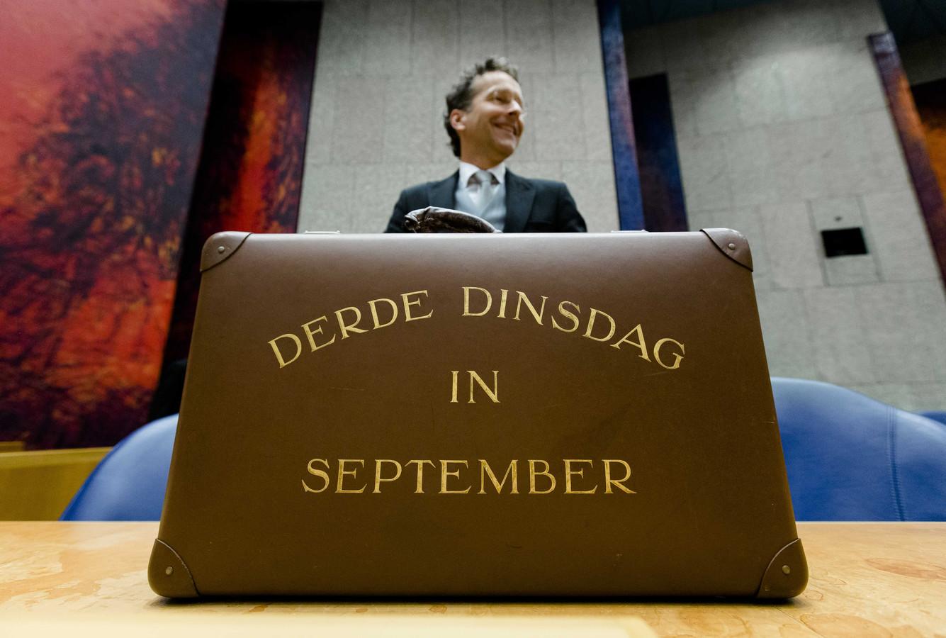 Nederland is sterker uit de crisis gekomen. Dat is de centrale boodschap van de Miljoenennota die volgende week op Prinsjesdag gepresenteerd wordt.
