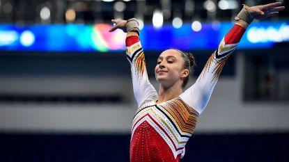 Europese Spelen. Derwael haalt finale op balk en brug, Deriks turnt allroundfinale