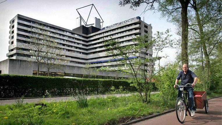 Schippers' echtgenoot Sander Spijker werkte in 2012 en 2013 als zorgconsultant in het Amsterdamse Slotervaartziekenhuis Beeld Het Parool