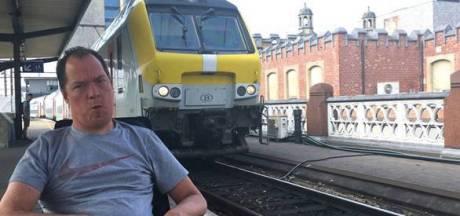 Gentenaar in rolstoel klaagt toestand en ontoegankelijkheid treinen aan in open brief aan NMBS