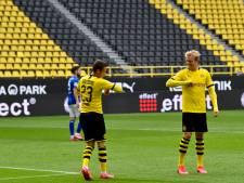 Comme si Dortmund ne s'était jamais arrêté