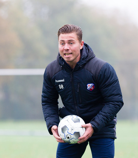 Keeperstrainer Glenn Berkelaar geniet bij profs FC Utrecht