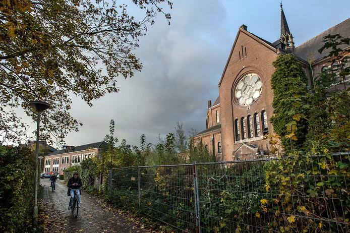De Heilig Hartkerk in Breda. Foto Ron Magielse