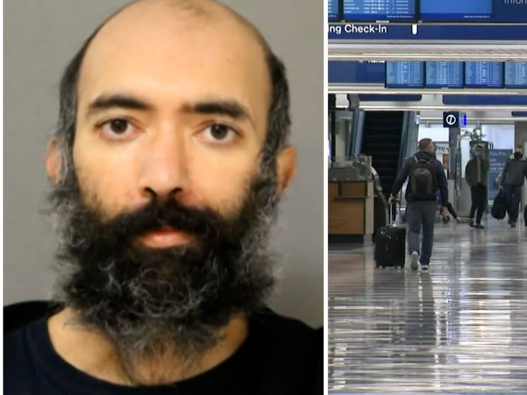 Man leeft drie maanden lang in terminal van luchthaven