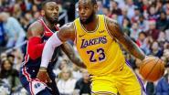 """LeBron James: """"Mijn lichaam zegt tegen mij: 'Wat ben je verdomme aan het doen?'"""""""