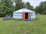 B&B in een yurt in Geesteren (GLD): origineel en stil