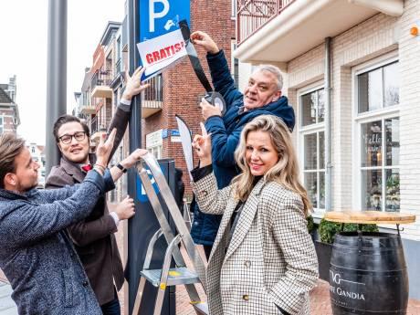 Mogelijk tot 21.00 uur betaald parkeren in centrum van Alphen; bewoners kunnen door horeca auto niet kwijt