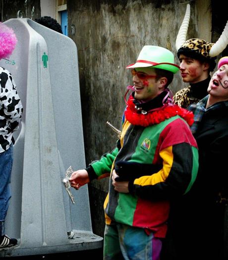 In deze Brabantse gemeenten kregen vrouwen een bon voor wildplassen
