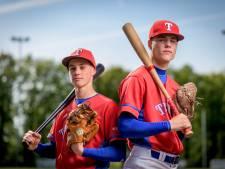 Liam en Finn treden in de voetsporen van hun vaders bij Tex Town Tigers