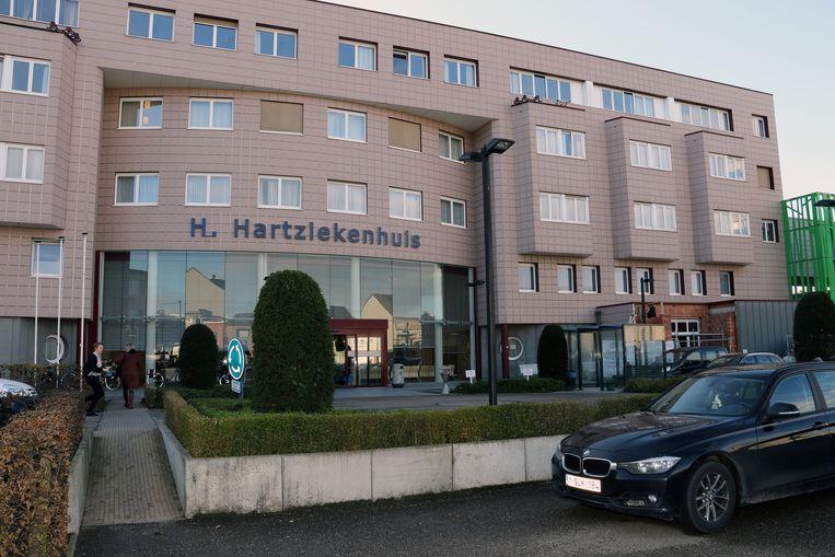 Hey Heilig Hartziekenhuis in Mol.