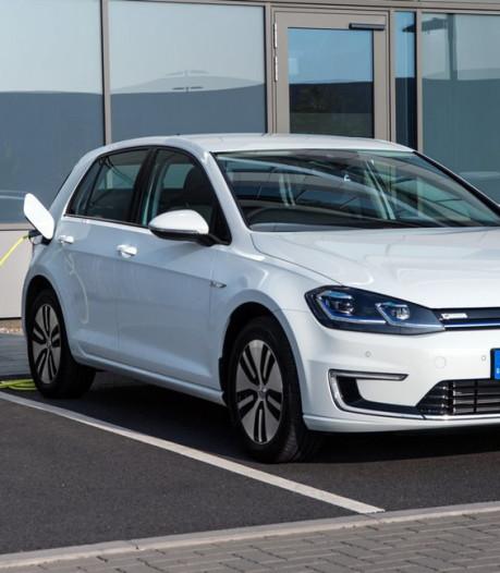 VW produceert E-Golf langer door wegens problemen met opvolger