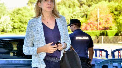 Toekomst onzeker voor Spaanse prinses Cristina