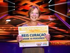 Goudse wint reis naar Curaçao bij Miljoenenjacht