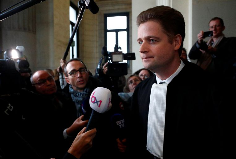 Henri Laquai, de advocaat van Nemmouche.