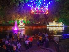 Lichtjesroute Eindhoven ten einde: 'Het lijkt ieder jaar drukker te worden'