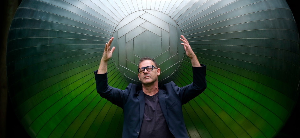 Peter Verhelst: Liefde en kunst zijn mijn religie