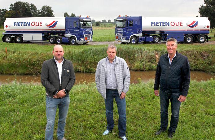 Fieten Olie wil op het bedrijvenpark Eeserwold in Steenwijk een waterstoftankstation beginnen.