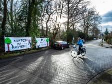 'Kappen met kappen!', oud bosje Graafseweg lijkt gered