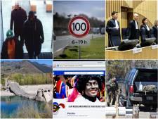 Aliens ontdekt, 100 km/u rijden, brug ingestort... Dit was het grote nieuws van 2020, als er geen corona was geweest