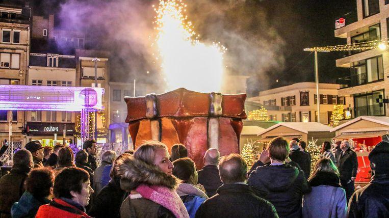 Winter in Kortrijk niet enkel in hartje Kortrijk, maar straks ook in alle deelgemeenten.