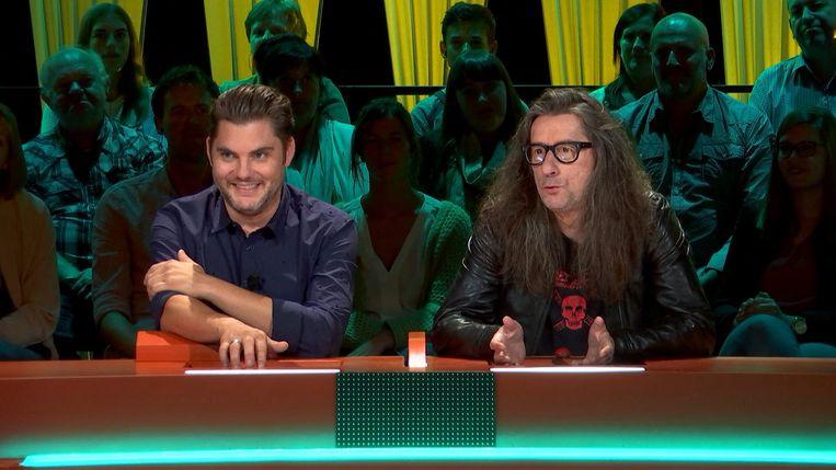 Jeroen Meus was vorig seizoen te zien als kandidaat in 'Twee tot de Zesde Macht'.