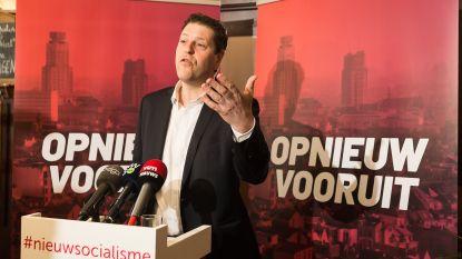 Geen 1 mei-speech van Tom Meeuws in Antwerpen