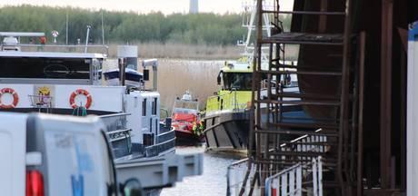 Dode man gevonden in water bij scheepswerf in Werkendam