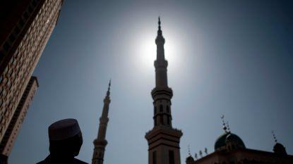 Afbraak van moskee in China tegengehouden door moslimprotest
