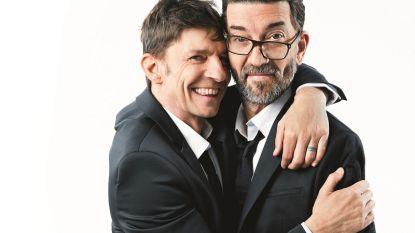 """Beste broers Koen en Kris: """"Clouseau? Een verschrikkelijk dwaze naam vind ik het"""""""