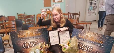 Arnhems meisje met doodswens wint prijzen met boek