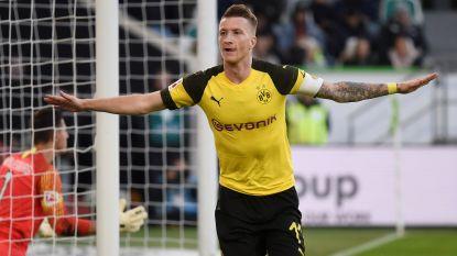 Witsel wint het pleit van Casteels met kleinste verschil: Dortmund loopt verder weg van Bayern