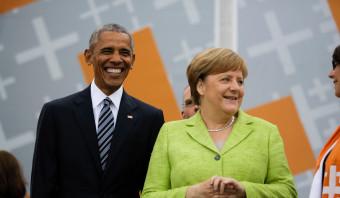 Obama danst om de hete Trumpbrei heen