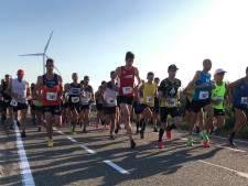 Boris de Bruijn uit Kloetinge verteert hitte het beste in eerste etappe hardloopdriedaagse