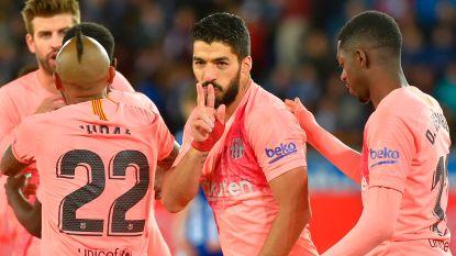 Landstitel vandaag al een feit? Barcelona wint met Messi als invaller makkelijk van Alavés