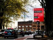 Per 1 mei deelt stad boetes uit aan vieze bestelbusjes