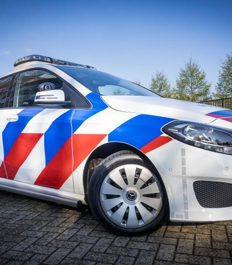 Bromfietser probeert aan boete te ontkomen in Doornspijk, maar wordt door politie achterhaald