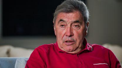 """Hugo Camps maakt zich zorgen: """"De gevoelsmens Eddy Merckx neigt naar abandon"""""""