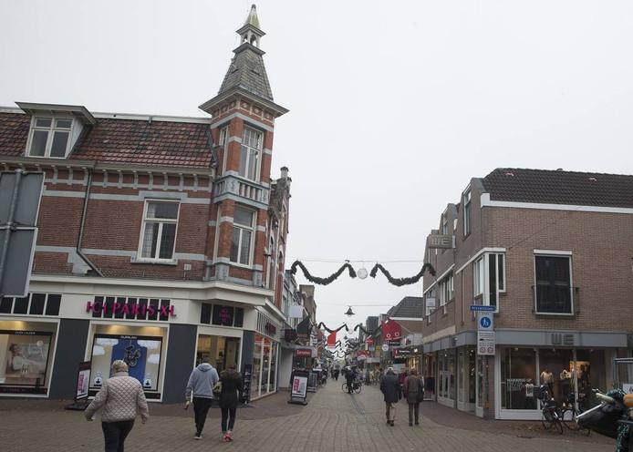 De Misterstraat in Winterswijk. foto Theo Kock