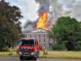 Eigenaar landgoed Haarendael na verwoestende brand: 'Het is een drama'