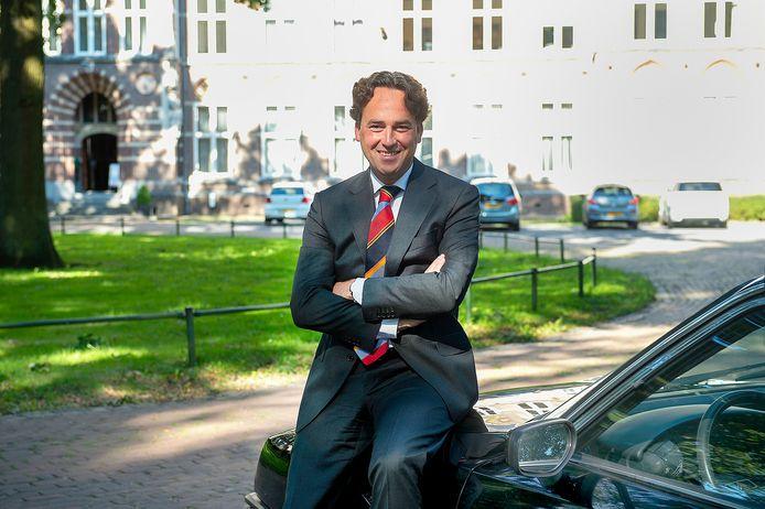 Bernd Roks is de nieuwe burgemeester van Halderberge.