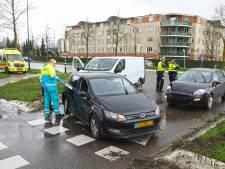 Drie uur na elkaar twee ongelukken op dezelfde Osse kruising