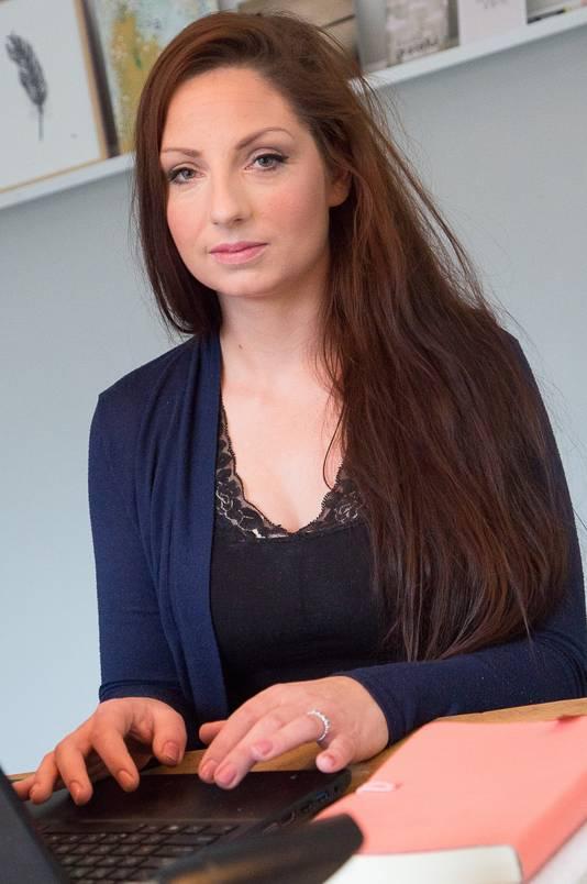 Melanie Plaggenmarsch heeft de Stichting Still opgericht